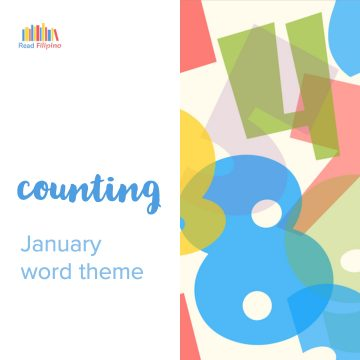 January Word Theme