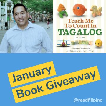 January Book Giveaway