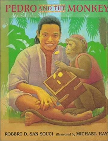 pedro and monkey