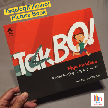 Cover of TakBo Book
