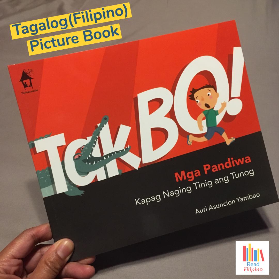 Cover of TakBo Book