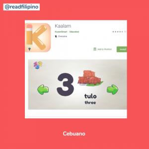 Cebuano app